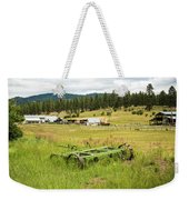 Green Grass Grew All Around Weekender Tote Bag