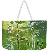 Green Growth Weekender Tote Bag