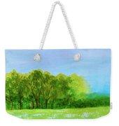 Peaceful Summer  Weekender Tote Bag