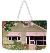 Green House Weekender Tote Bag