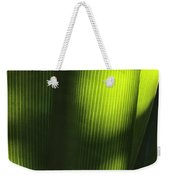 Green Illusions Weekender Tote Bag
