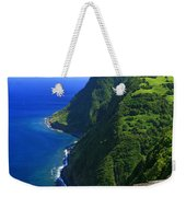 Green Island Weekender Tote Bag
