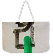 Green King Weekender Tote Bag