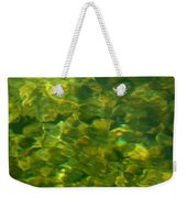Green Mile Weekender Tote Bag