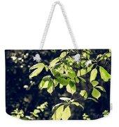 Green Mood 2 Weekender Tote Bag