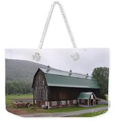 Green Mountain National Forest Barn Weekender Tote Bag
