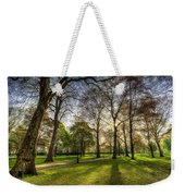Green Park London Weekender Tote Bag