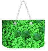 Green Plants Weekender Tote Bag