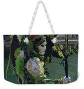 Green Queen Weekender Tote Bag