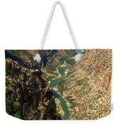 Green River Carving Canyon Weekender Tote Bag