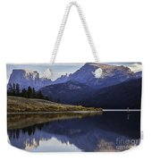 Green River Lake Fly-fisherman Weekender Tote Bag