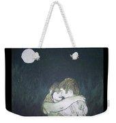 Green Romance Weekender Tote Bag