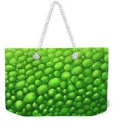 Green Scales Weekender Tote Bag