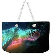 Green Sea Turtle 1 Weekender Tote Bag