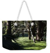 Green Swamp Near Camps Canal Weekender Tote Bag