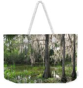 Green Swamp Weekender Tote Bag