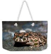 Green Toad Weekender Tote Bag