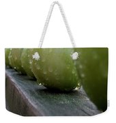 Green Tomato's Weekender Tote Bag