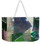 Green Vase Weekender Tote Bag
