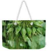 Green Vines Weekender Tote Bag