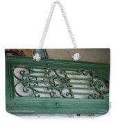 green with envy Jerusalem Weekender Tote Bag