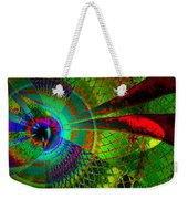 Green Worlds Weekender Tote Bag
