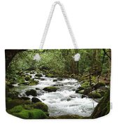 Greenbrier River Scene 2 Weekender Tote Bag