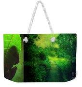 Greens Weekender Tote Bag