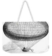 Greens Balloon, 1857 Weekender Tote Bag