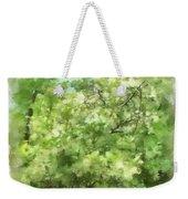 Greenstone Trail Weekender Tote Bag