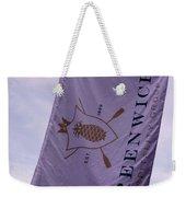 Greenwich Flag Weekender Tote Bag