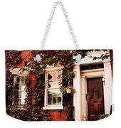 Greenwich Village Charm Weekender Tote Bag