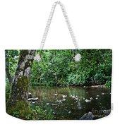 Greenwood Creek Weekender Tote Bag