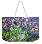 Greenwood Graveyard Brooklyn Weekender Tote Bag
