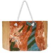 Greeting - Tile Weekender Tote Bag