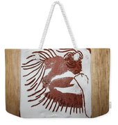 Greeting 6 - Tile Weekender Tote Bag