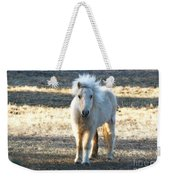 Greetings From A Hobbit Horse Weekender Tote Bag