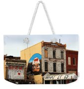 Greetings From Dystopia City -- Washington D C Weekender Tote Bag