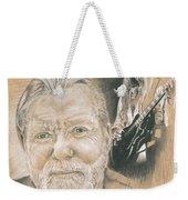 Gregg Allman Weekender Tote Bag