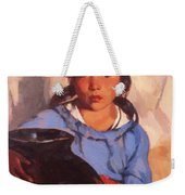 Gregorita With The Santa Clara Bowl 1917 Weekender Tote Bag