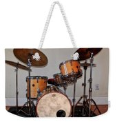 Gretsch Round Badge Weekender Tote Bag