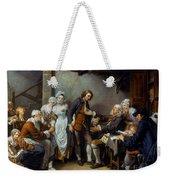 Greuze: The Village Bride Weekender Tote Bag