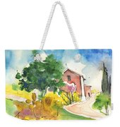 Greve In Chianti In Italy 01 Weekender Tote Bag