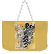 Grevy's Zebra Weekender Tote Bag