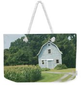 Grey Farmhouse - Northern Neck Weekender Tote Bag