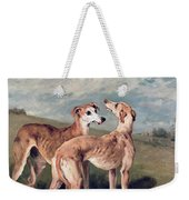 Greyhounds Weekender Tote Bag