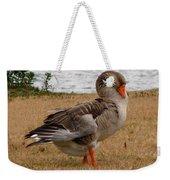Greylag Goose 2 Weekender Tote Bag