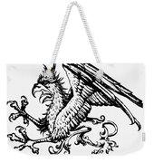 Griffin Weekender Tote Bag