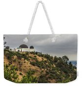 Griffith Park Observatory Weekender Tote Bag