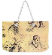 Griffonnage 1814 Weekender Tote Bag